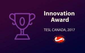 Ancestry Project wins award from TESL Canada