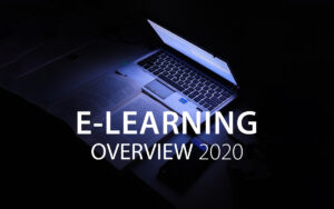 e-learning overview 2020 graphic